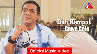 Didi Kempot - Gawe Gelo [OFFICIAL]