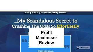 Profit Maximiser Review | Is Profit MaximiserGood?