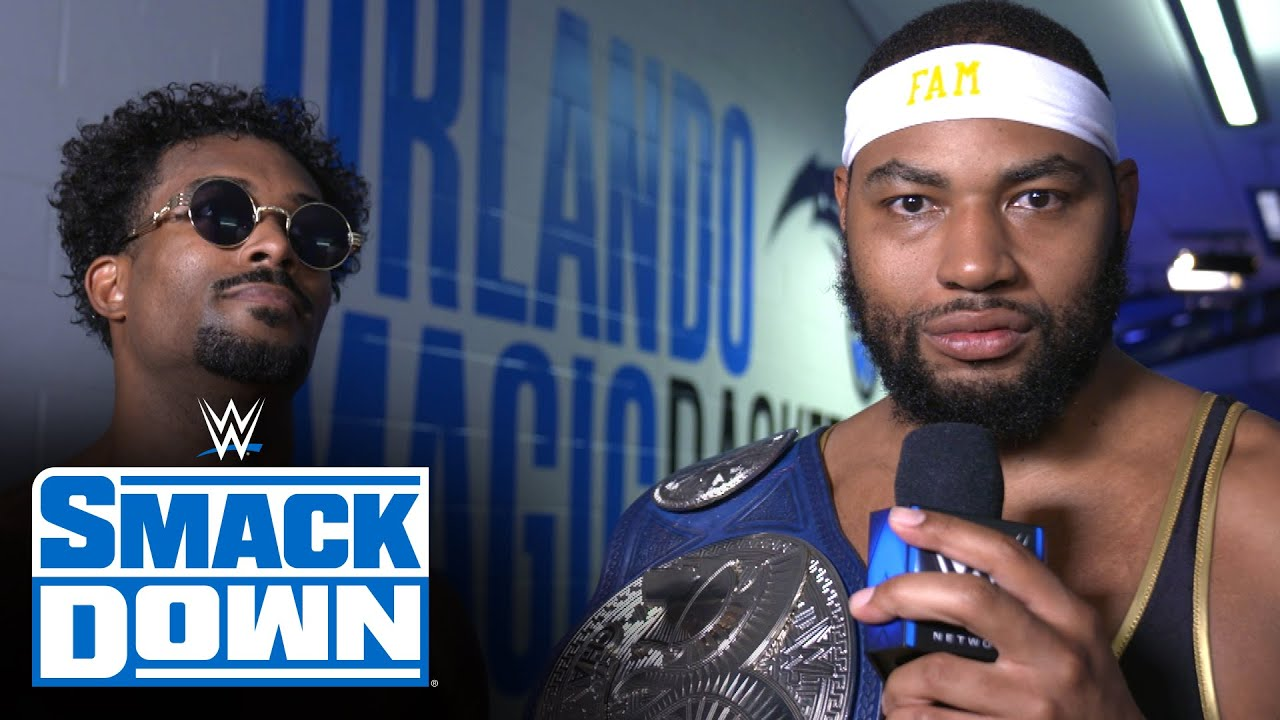Download The Street Profits are ready to smoke at Survivor Series: SmackDown Exclusive, Nov. 20, 2020