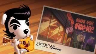 K.K. Losing (BTB x K.K. Slider)