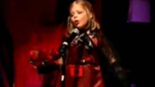 7yr Opera Child Star sings from Phantom of the Opera
