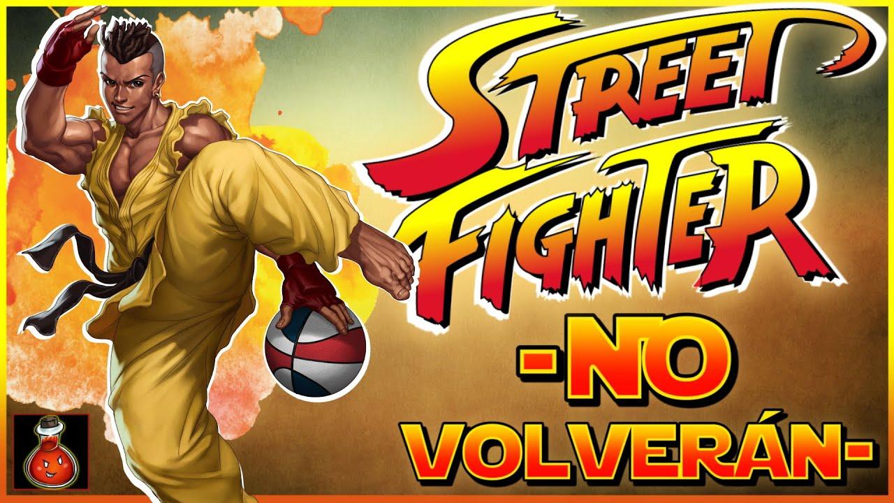STREET FIGHTER: Mas Personajes que NUNCA REGRESARÁN [Juegos De Lucha - Retro]