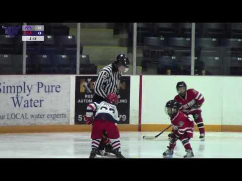 St Thomas Tournament 2017_Game 1: Port Perry Predators vs Clarington Toros MD7 Blue(Feb 24.17)