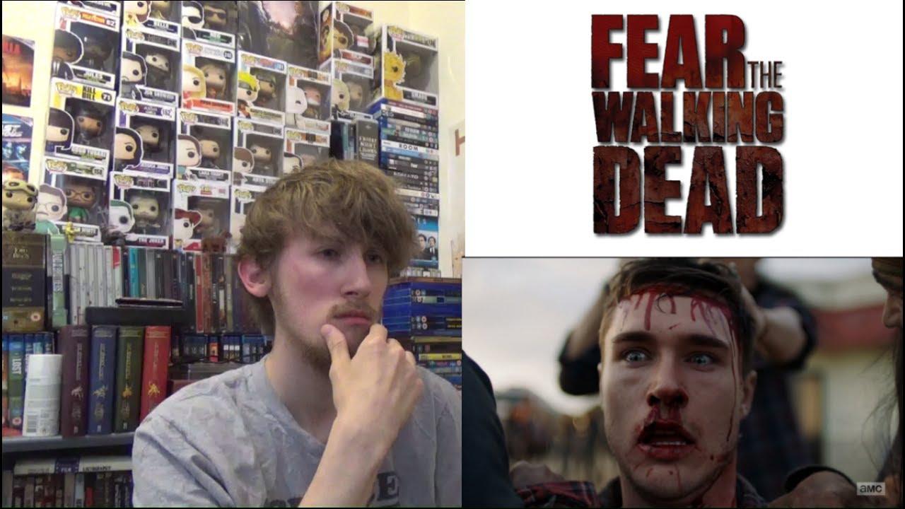 Download Fear the Walking Dead Season 3 Episode 7 - 'The Unveiling' Reaction