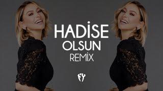 Hadise - Olsun ( Fatih Yılmaz REMİX )