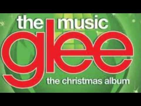 glee christmas album 2010