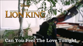 "Can You Feel The Love Tonight from ""The Lion King"" - Elton John (Relaxing Piano Cover) 