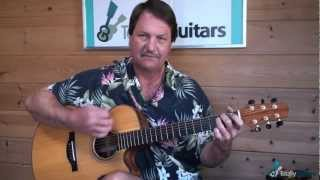 Talkin' 'Bout A Revolution - Guitar Lesson Preview