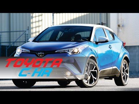 2018 Toyota C HR Interior and Exterior