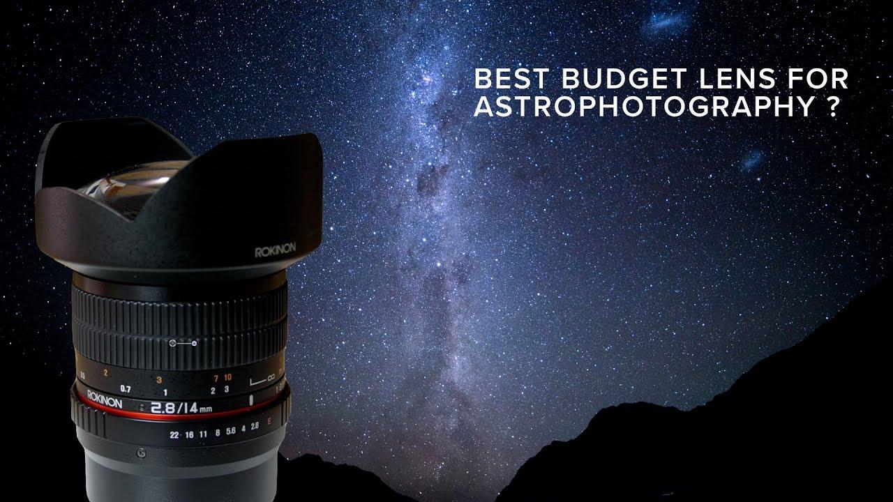 Rokinon 14mm- Best Budget Lens for Stars?
