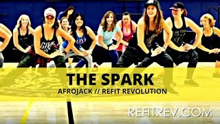 """The Spark"" by Afrojack Fitness Warmup by REFIT® Revolution"