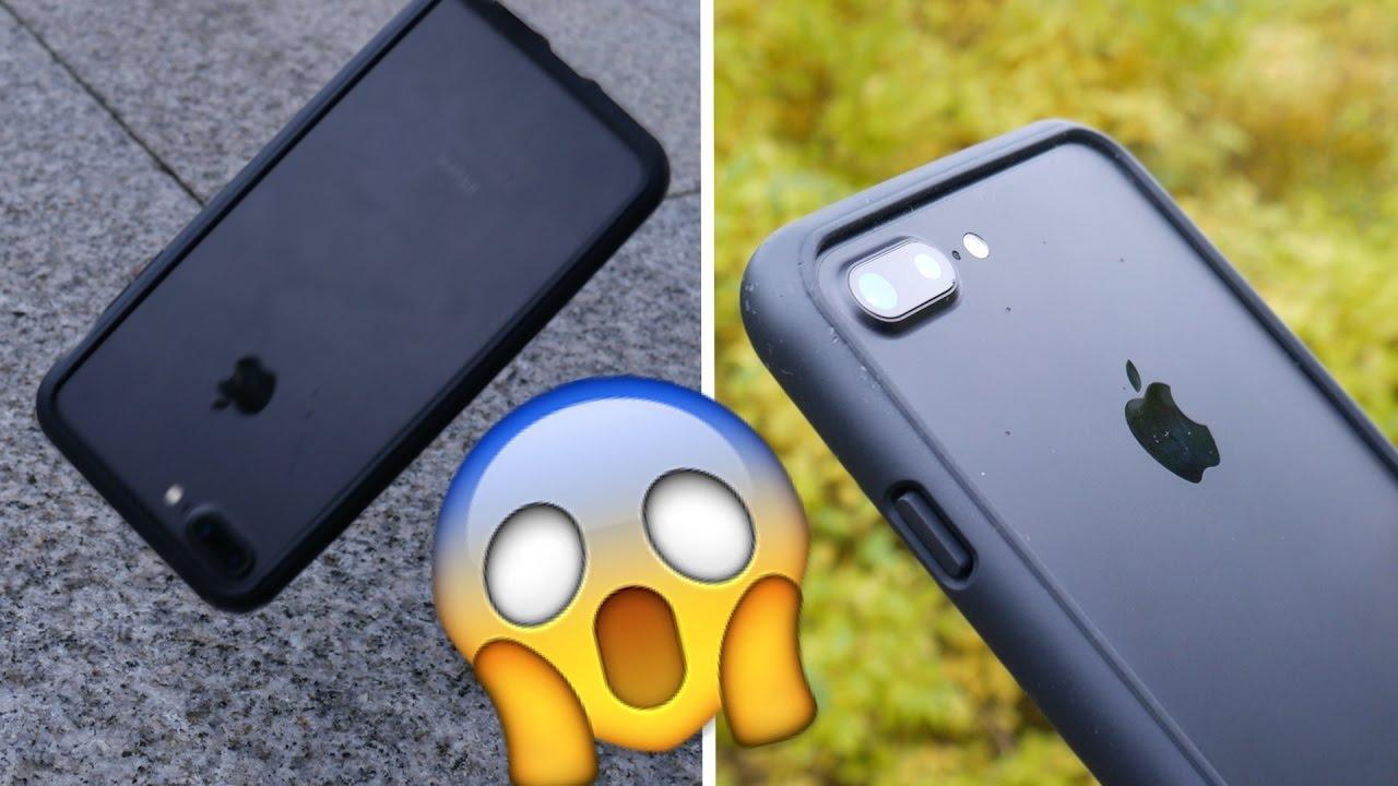low priced 6a908 fc90a ULTIMATIVER iPhone Schutz! - RhinoShield CrashGuard Bumper im Test