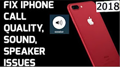 How to FIX iPhone SOUND Problem ,Speakers and Call Quality issues ! Easy Fix