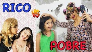RICO VS POBRE 7 | Luluca