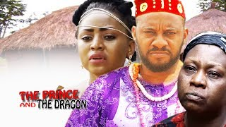 the prince and dragon season 2 regina daniels yul edochie 2017 latest nigerian nollywood movie