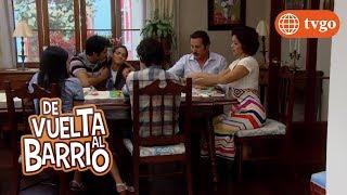 ¡Malena se vuelve odiosa al jugar monopolio! - De Vuelta al Barrio 23/05/2018