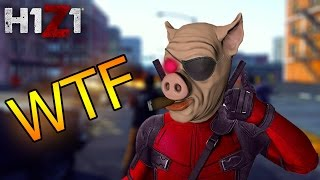 H1Z1 King of the Kill - WTF Moments Ep. 22