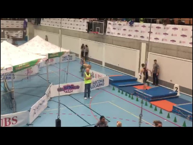 Finale Suisse UBS Kids Cup Team à Berne - 24 mars 2019