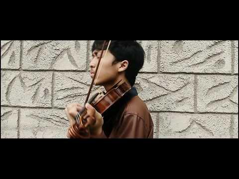 Rossa - Bulan Dikekang Malam. ( Ost.Ayat-Ayat Cinta 2 Violin Cover By Gabriel Aji)