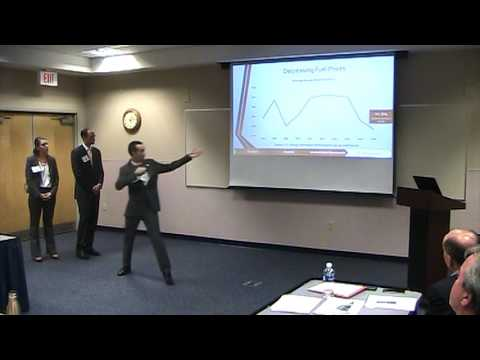 IANA 2017 Logistics & Supply Chain Management Case Competition - University of Tennessee
