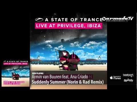 Out Now: Armin Van Buuren & Orjan Nilsen - A State Of Trance - Live At Privilege Ibiza