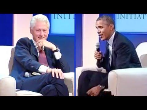 Bill and Barack Talk Health Care
