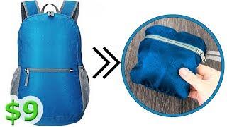 ✅РЮКЗАК - ТРАНСФОРМЕР за 9$!!!! Зонт и сумка Xmund