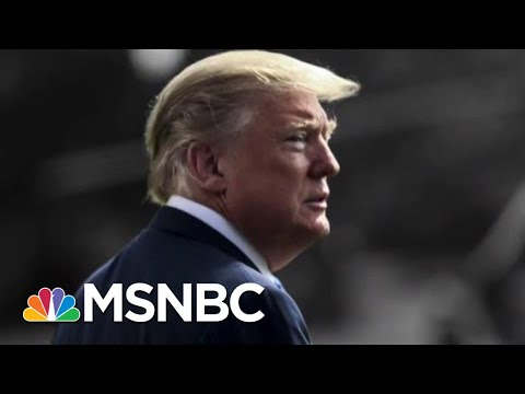 Trump May Face Protests Visiting El Paso And Dayton After Mass Shootings | The 11th Hour | MSNBC Mp3
