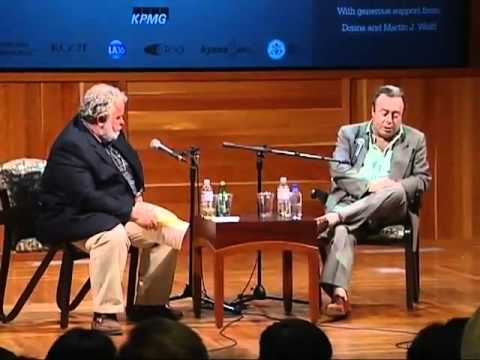 Christopher Hitchens Vs. Tim Rutten 2007