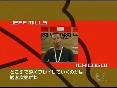 Jeff Mills - Wire03 In Japan [Full Video]