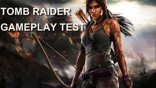 Tomb Raider: Crossroads Gameplay Test