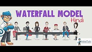 Waterfall Model in Software Engineering in Hindi