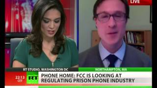 Prison-industrial complex charges inmates enormous fees for phone calls