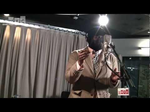 """Gregory Porter """"On My Way To Harlem"""" Live on Soundcheck"""