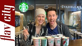 The Most Popular Starbucks Drinks Reviewed - What To Buy And Avoid!