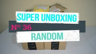 SUPER UNBOXING RANDOM 36  ( PRODUCTOS GRATIS ), YI 4K+ ACCESORIOS, LUCES LED, ALTAVOZ BLUETOOTH