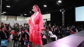Chinese brands highlight fashion show in Canada