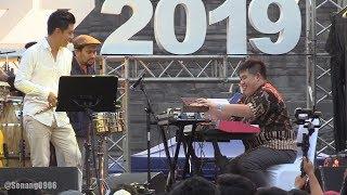 Bali Lounge - Menghujam Jantungku @ Prambanan Jazz 2019 [HD]