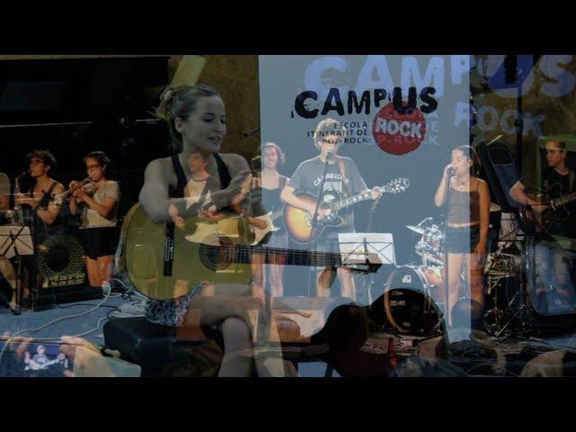 Campus Rock Lleida 2017 - Reportatge