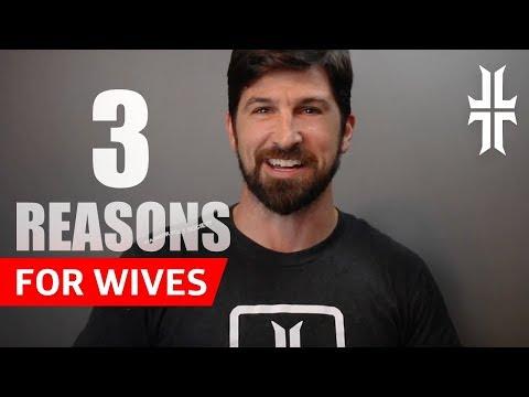3 Reasons Your Husband Should Buy a Gun