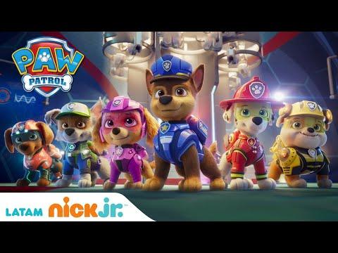 Paw Patrol: La Película   Nick Jr. en Español