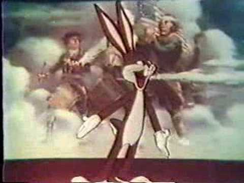 Bugs Bunny War Bond Drive WW2 Cartoon