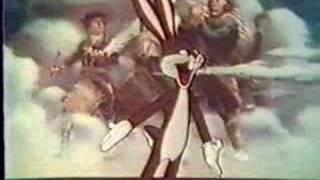 Bugs Bunny War Bond Drive WW2 Cartoon