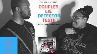 Couples Lie Detector Test | Giveaway Details Inside!