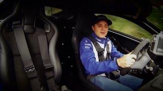 """Felipe Massa come il cattivo di """"Spectre"""", guida la Jaguar di 007"""