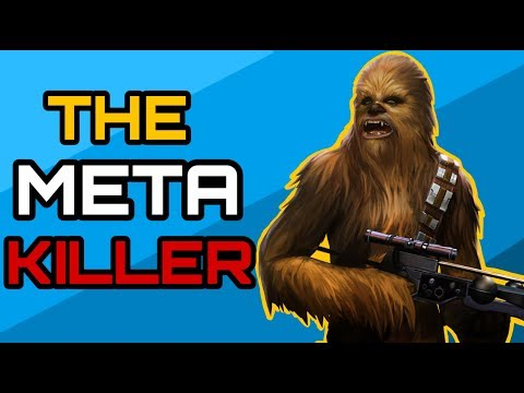 Legendary Chewbecca Gameplay Unveiling Star Wars Galaxy Of Heroes