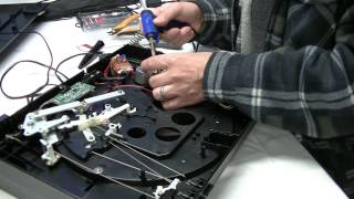 Sony Record Player Repair Part 1