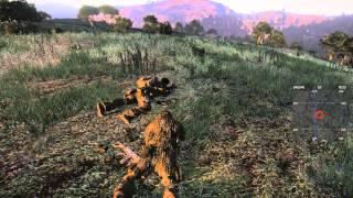 """ARMA 3: Battle Royale - Round 22: """"Lynx 12.7mm"""""""