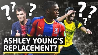 No More Ashley Young?!   Scout Report   Man Utd Transfer News
