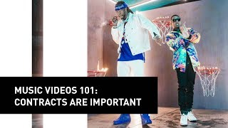 Music Videos 101: Contracts are Important | Director Mike Ho